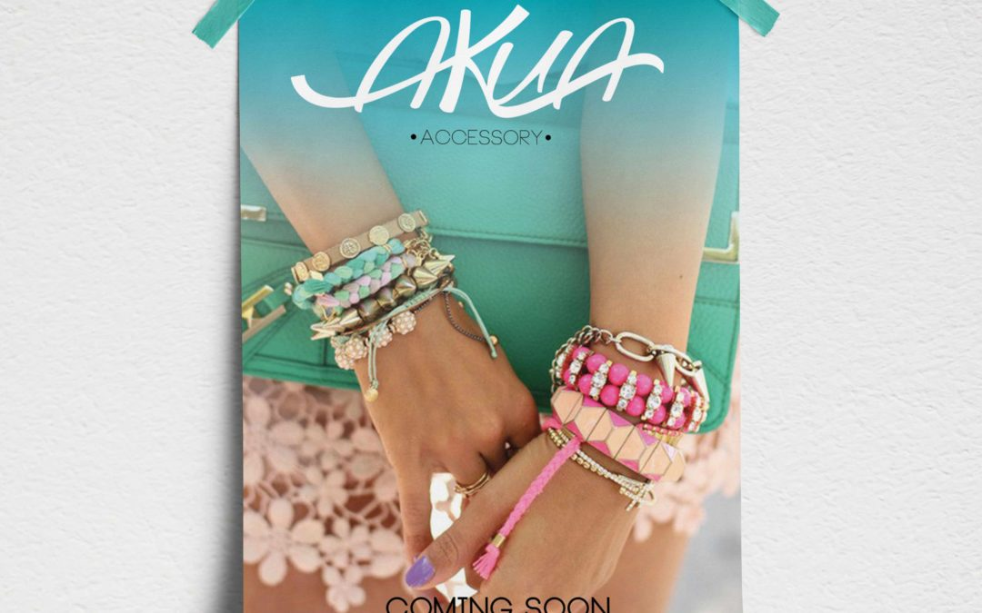 Diseño Flyer | Cliente: Akua